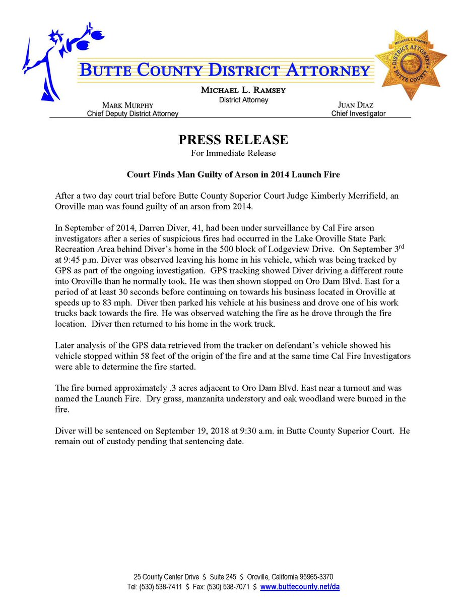 Cal Fire Butte Unit Butte County Fire Department On Twitter