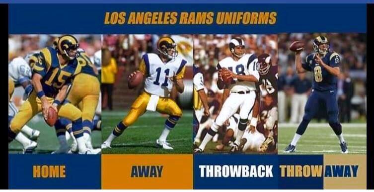0b0deee3af1 Los Angeles Rams on Twitter: