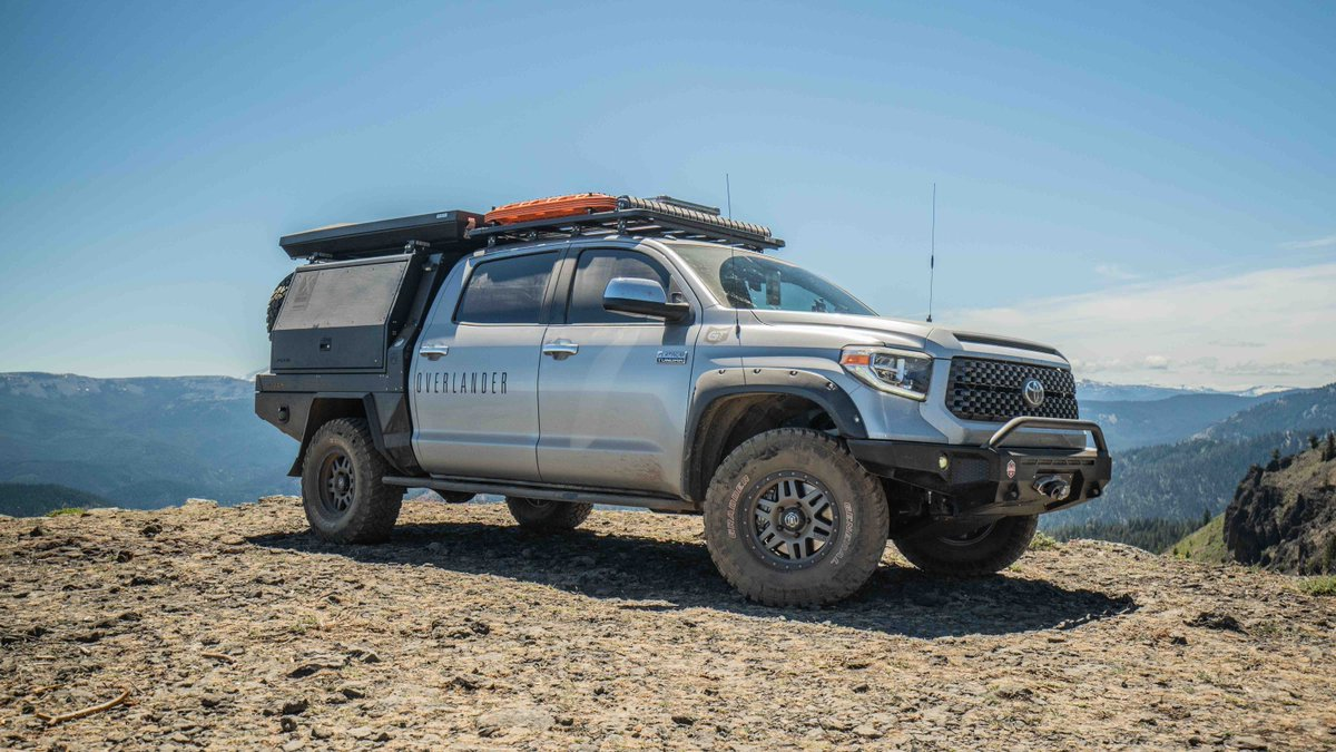 Expedition Overland On Twitter Episode 7 Is Live Get An Update On The Tundra And Come Along As The Team Heads To Wa To Explore The Bdr Wabdr Tundra Xoverland Overland Overlander