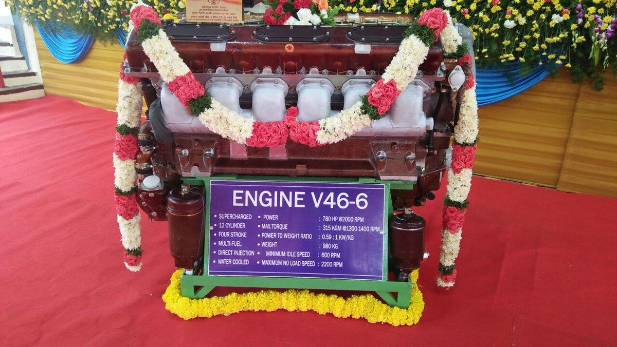 defence production india  twitter    years engine factory avadi   supplying