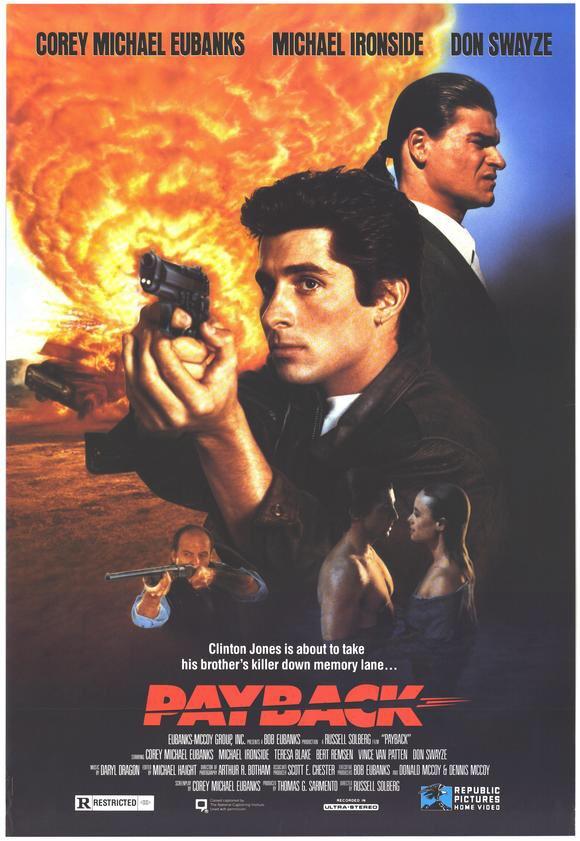 payback 1995 movie actress
