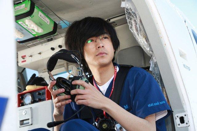 映画 劇場版コード・ブルー -ドクターヘリ緊急救命-