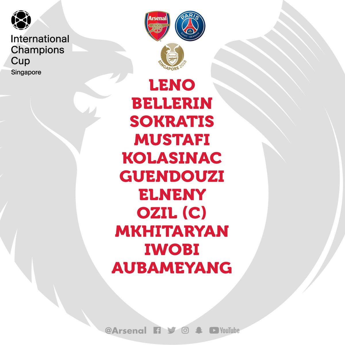 Onze Arsenal