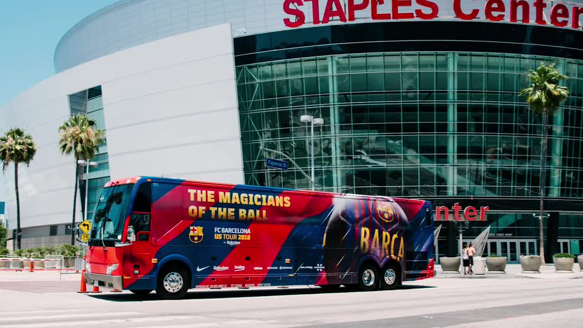 fc barcelona on twitter getting around in style themagiciansoftheball fc barcelona on twitter getting