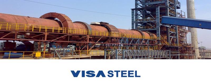 VISASTEEL - Clarification sought from Visa Steel Ltd
