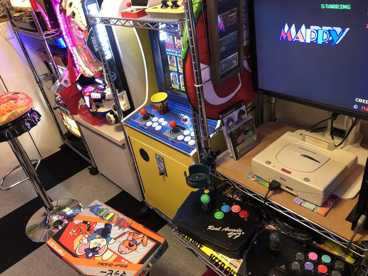 部屋をゲーセンにした 部屋をゲーセンにする ゲーム部屋 俺たちの熱きゲーム部屋を醸そうぜpic.twitter.com/gCGyyRxsbf