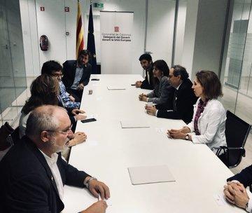 Puigdemont llega a Bélgica aclamado por Torra y los 'exconsellers DjLaJptW0AALVbw?format=jpg&name=360x360