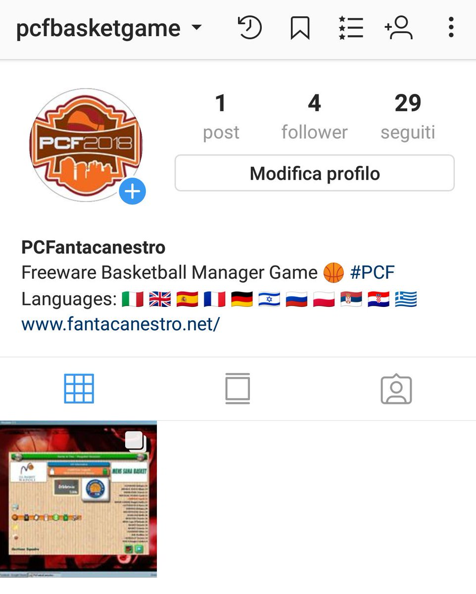 Pcf pcfantacanestro basket manager posts | facebook.