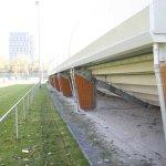 Image for the Tweet beginning: Welke vereniging gunt de tribune
