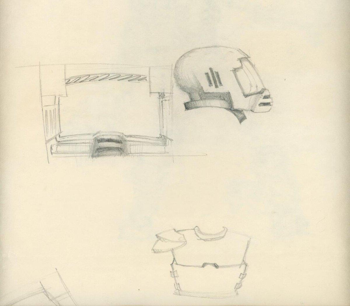 Adrian Carmack Concept Art