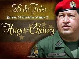 #HOY Conmemoramos una año mas del Natalicio de Nuestro Gran Gigante el Comandante Eterno, hombre de espiritu noble, lleno de amor a la Patria, su ejemplo y Valentia son un legado, el cual nos mantiene siempre firmes y leales ante las dificultades #Chavez64AnosDeAmor