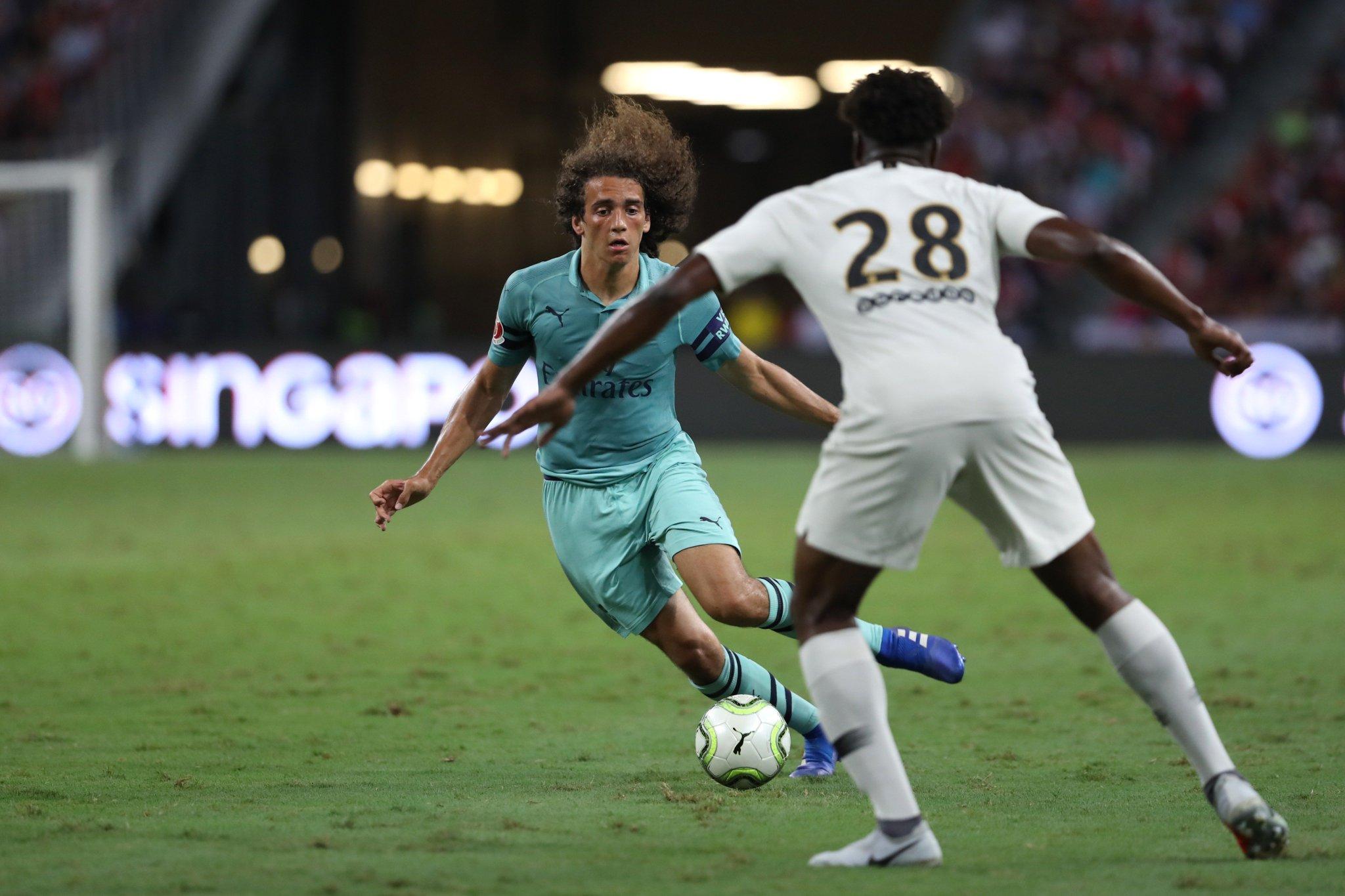 Arsenal 5-1 PSG Highlights, Goals & Match Replay