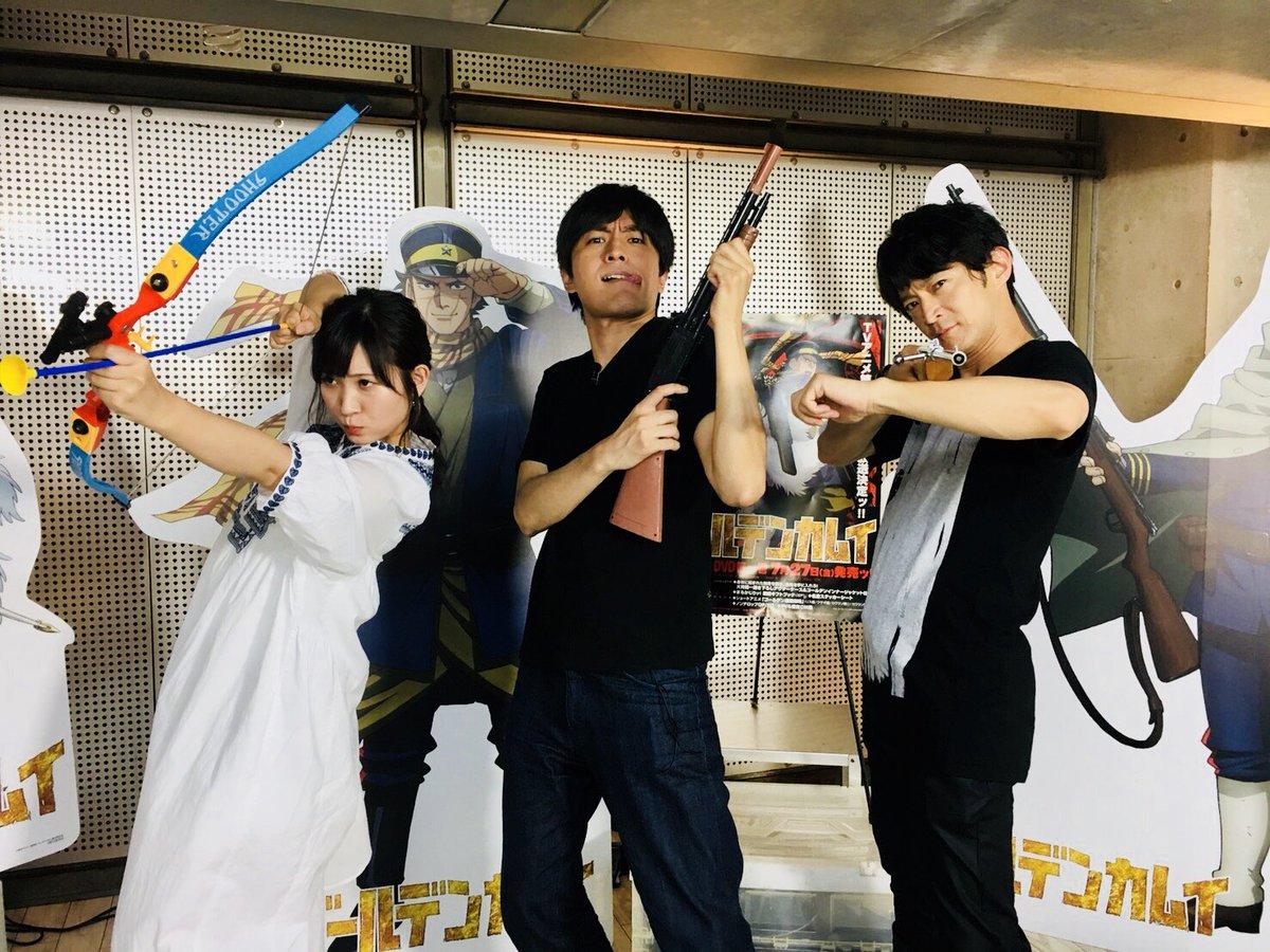 津田健次郎 AD-LIVE映画監督中 o...
