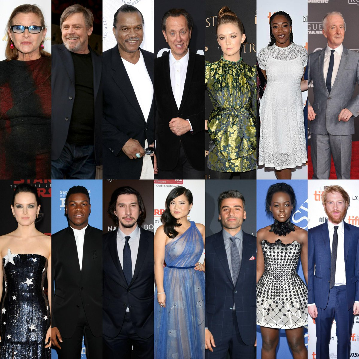 star wars 2019 cast