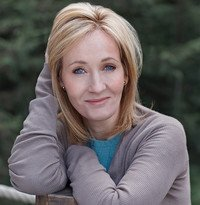 How many members have read Harry Potter? Happy birthday J K Rowling....