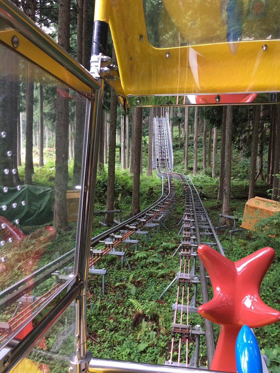 徳島の山奥に70分間ノンストップで山を駆け巡るモノレールがあった。途中で止まらないからトイレは絶対に行って、準備できたらもう一度来てくださいっていわれたww