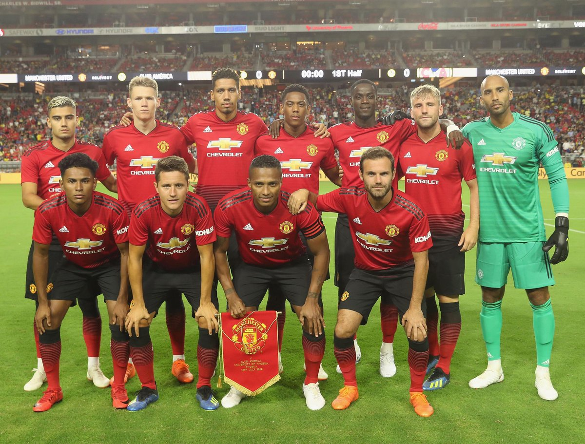 Siga Curiosidadesprl On Twitter Pre Temporada Do Manchester United 1 1 X Club America Amistoso 0 0 X San Jose Earthquakes Amistoso 1 1 X Milan International Champions Cup Hoje X Liverpool