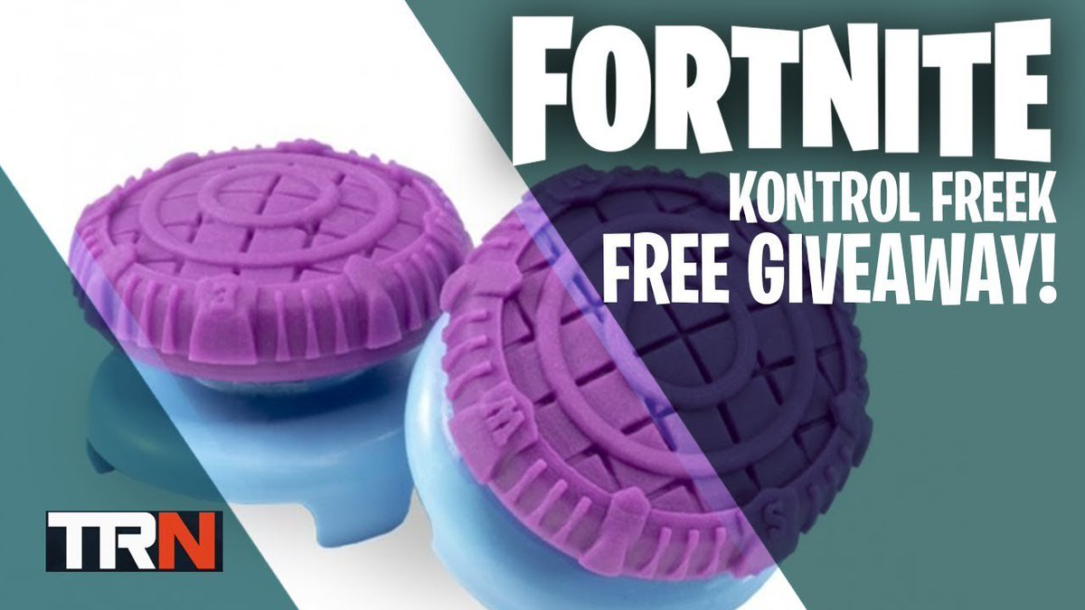 Fortnite Tracker On Twitter Free Giveaway Kontrol Freeks Fps
