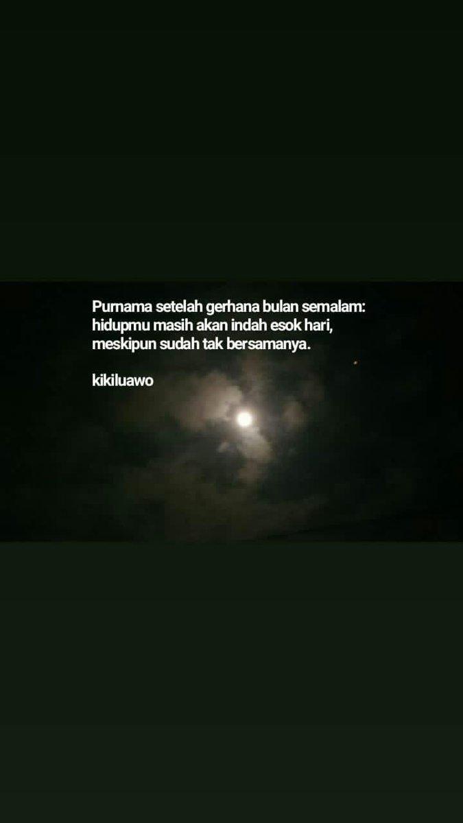 पर kikiluawo percayalah hari esok akan lebih indah