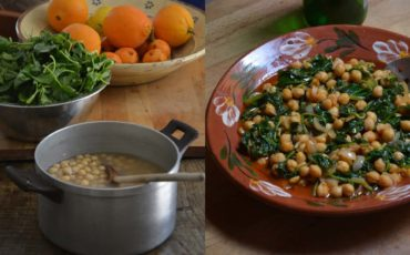 Chickpea and spinach braise via @guardian @racheleats https://t.co/XLU2b3seCd  #recipe #food #italy #beautyfromitaly