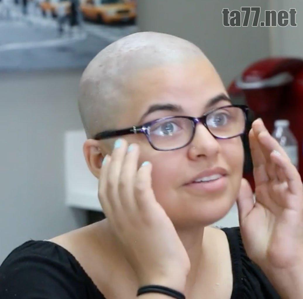 Petite brunette fucked bald — img 13
