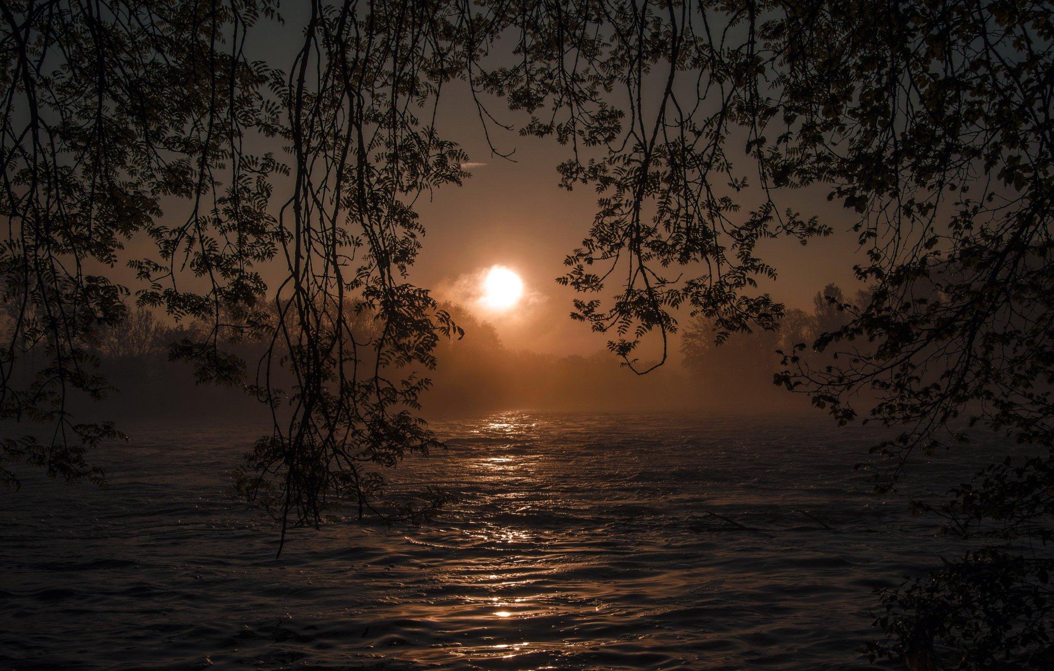 вечер и ночь картинки