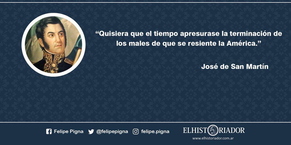 Felipe Pigna On Twitter Quiendijo Esta Frase Fue El