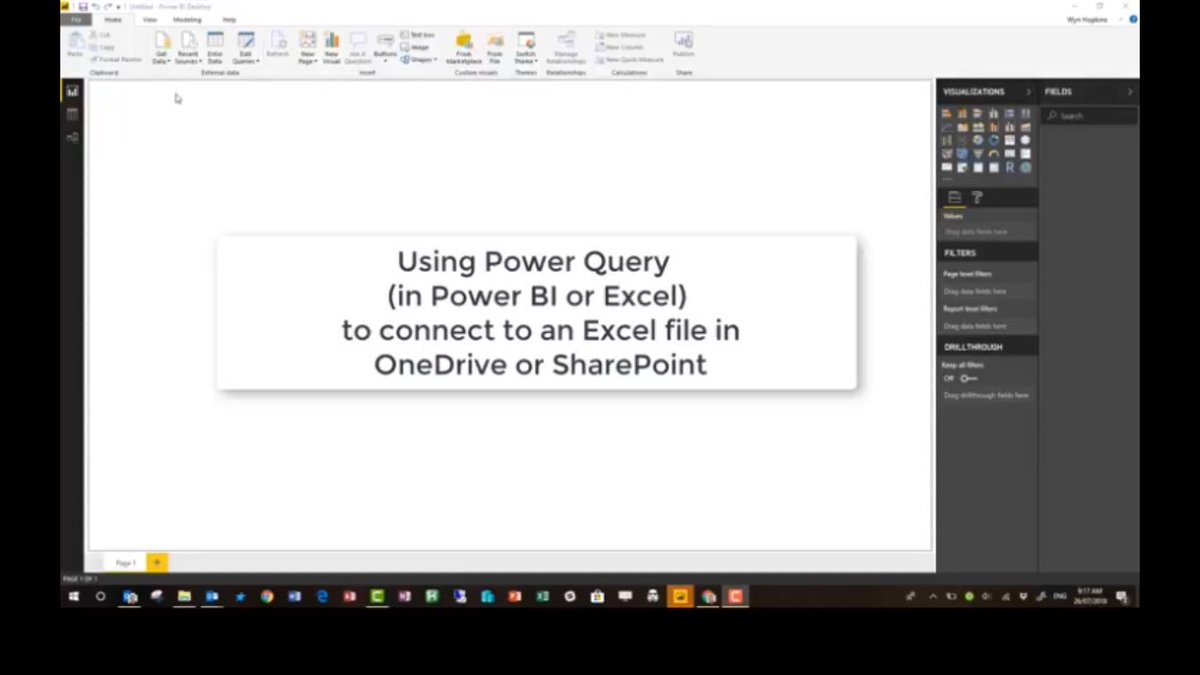 excel file not opening from sharepoint