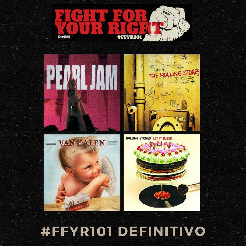 Rock101 On Twitter Conteo Definitivo Ffyr101 9 Jeremy Pearl Jam 8 Sympathy For The Devil The Rolling Stones 7 Jump Van Halen 6 Gimme Shelter The Rolling Stones Https T Co G4sxcgwnq8