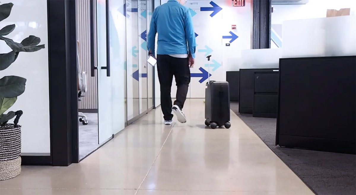 the points guy on twitter would you buy this suitcase that follows