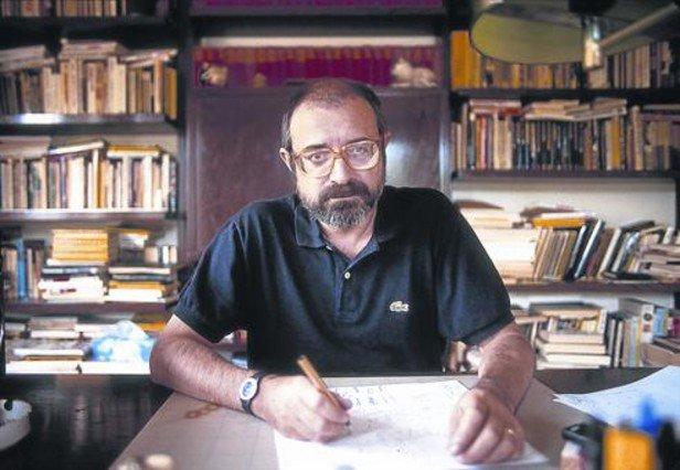 'Un hombre sin religión es como un pez sin bicicleta.' Jaume Perich 1941-1995