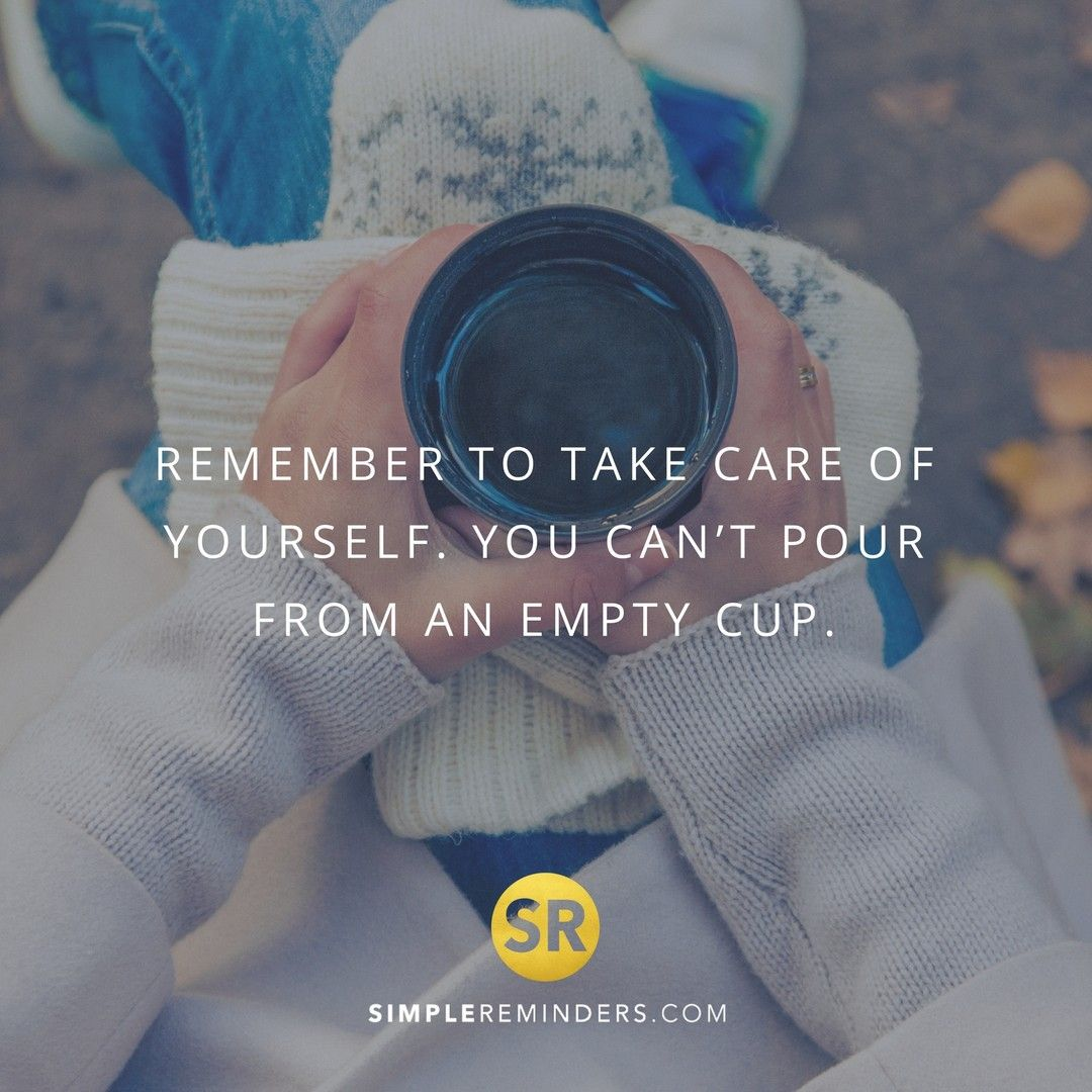 Mcgill Media On Twitter Remember To Take Care Of Yourself You Can