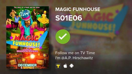 magic funhouse the long nap