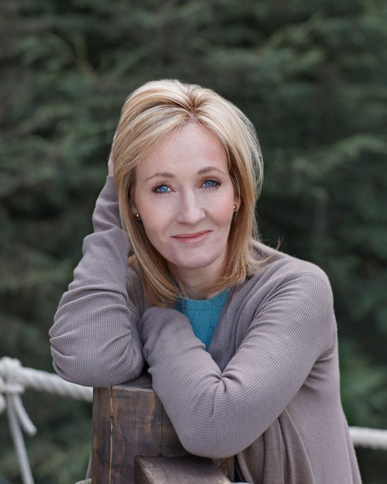 Happy Birthday to J.K. Rowling!