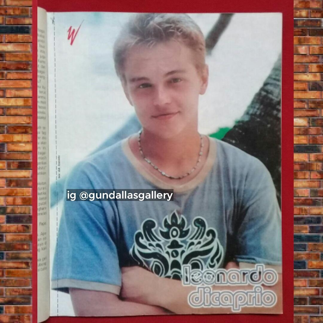 Pin-up dari Majalah Kawanku.. Pin-up : Leonardo Dicaprio.. #koleksi #poster #leonardodicaprio #leonardodicaprioyoung #leonardodicapriofan #titanic #filmtitanic #titanicmovie #postermajalah #majalahlawas #90an #90s #era90 #generasi90an #anak90an #galeri #nostalgia #jadul #jamanoldpic.twitter.com/WT4NYbtOna