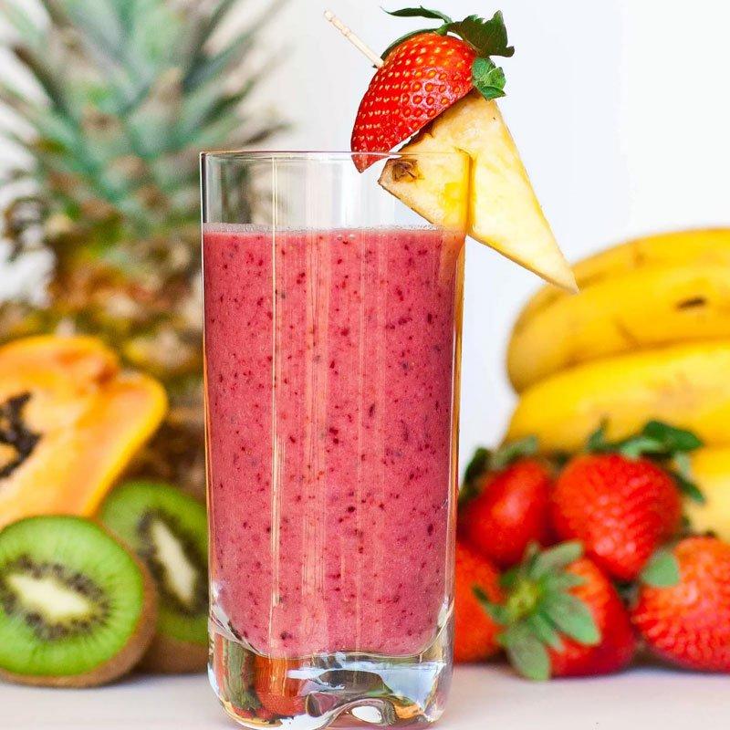 Fruity stix - фруктовый коктейль для похудения