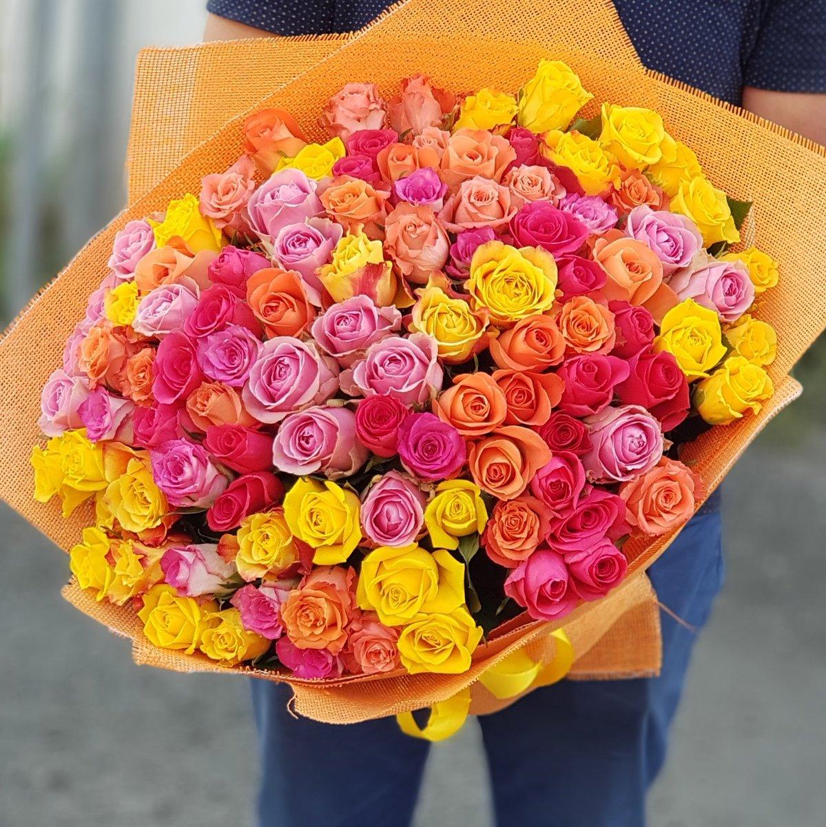 Доставка цветов в казахстане алматы
