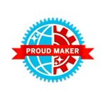 Image for the Tweet beginning: We are SUPER proud makers