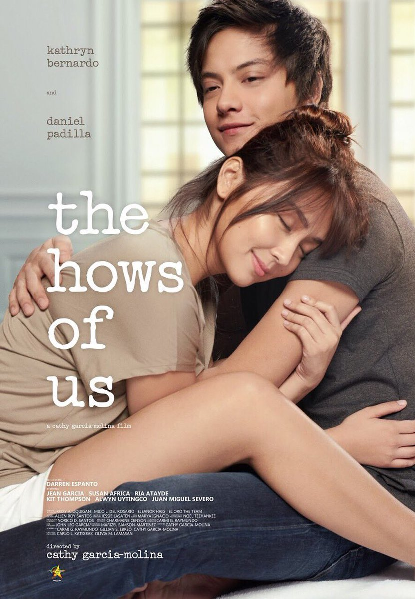 THE HOWS OF US in theaters Aug. 29, 2018.