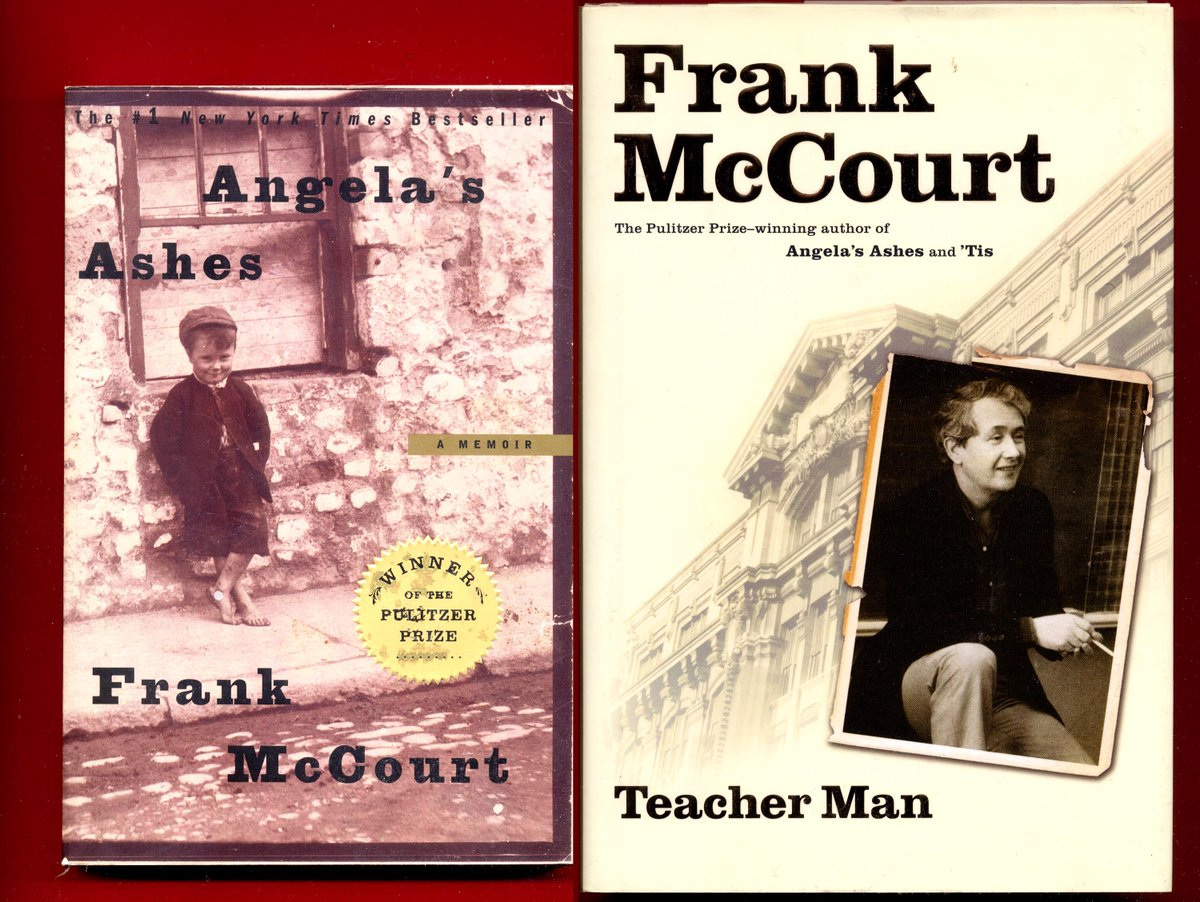 essays on angelas ashes by frank mccourt Angela's ashes, imbued on every page with frank mccourt's astounding humor and compassion, is a glorious book that bears all the marks of a classic read more read less kindle feature spotlight.