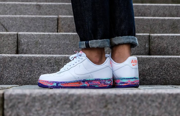 7e13b39bd9726 What are your thoughts on this Air Force 1?  https://thesolesupplier.co.uk/release-dates/nike/air-force-1/nike-air-force- 1-low-marble-white-multi-aj9507-100/ ...