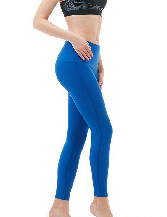 7de92f25bf3963 Tesla TM-FYP52-BLU_X-Small Yoga Pants High-Waist Tummy Control w Hidden  Pocket FYP52. #pants #yoga #yogapose http://bit.ly/2OpSAo8 pic.twitter.com/  ...