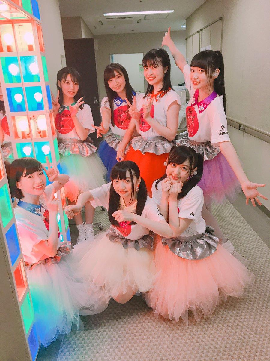 ライブ後のメンバー