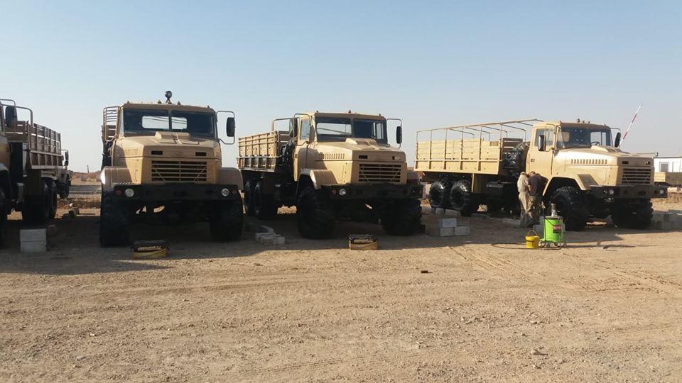 اعاده تأهيل وتصليح معدات واسلحه الجيش العراقي .......متجدد DjRMGOiXoAAeRkb