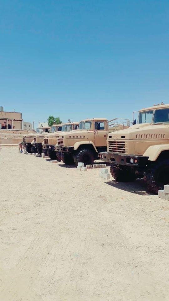 اعاده تأهيل وتصليح معدات واسلحه الجيش العراقي .......متجدد DjRMJQNW0AAVYkS