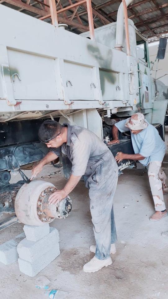 اعاده تأهيل وتصليح معدات واسلحه الجيش العراقي .......متجدد DjRN-I7XgAABxIx