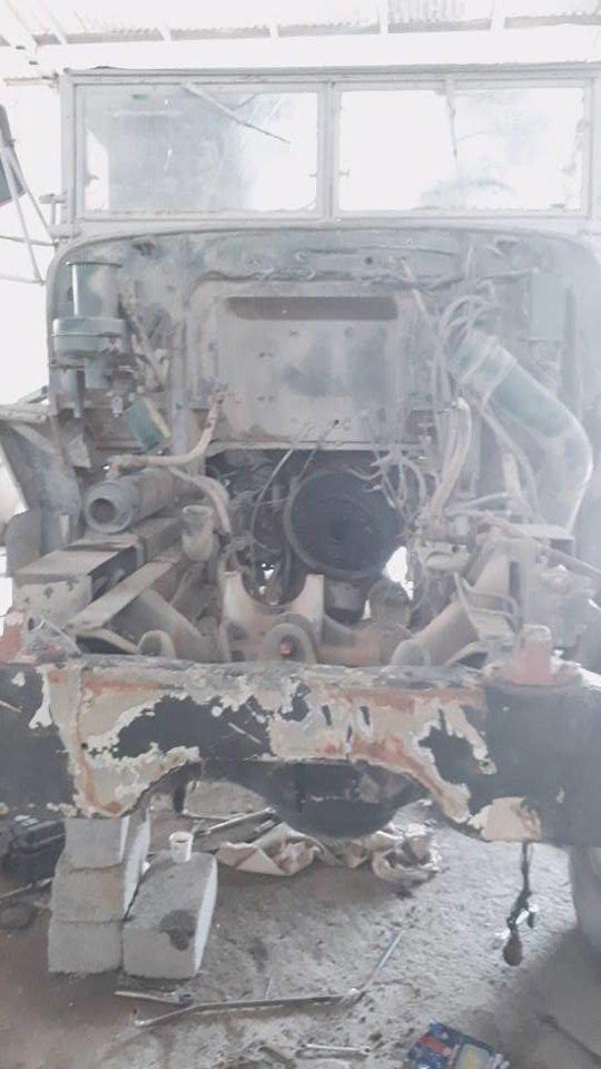 اعاده تأهيل وتصليح معدات واسلحه الجيش العراقي .......متجدد DjROBRRXoAA8XHs