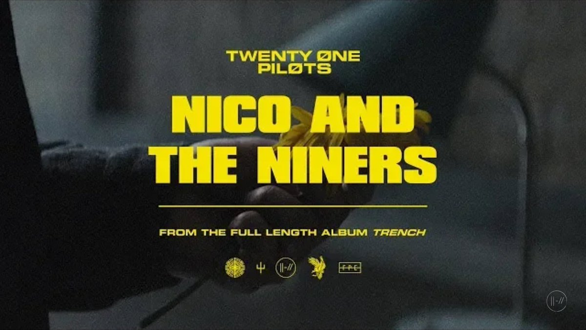 H On Twitter Twenty One Pilots Nico And The Niners Music Video