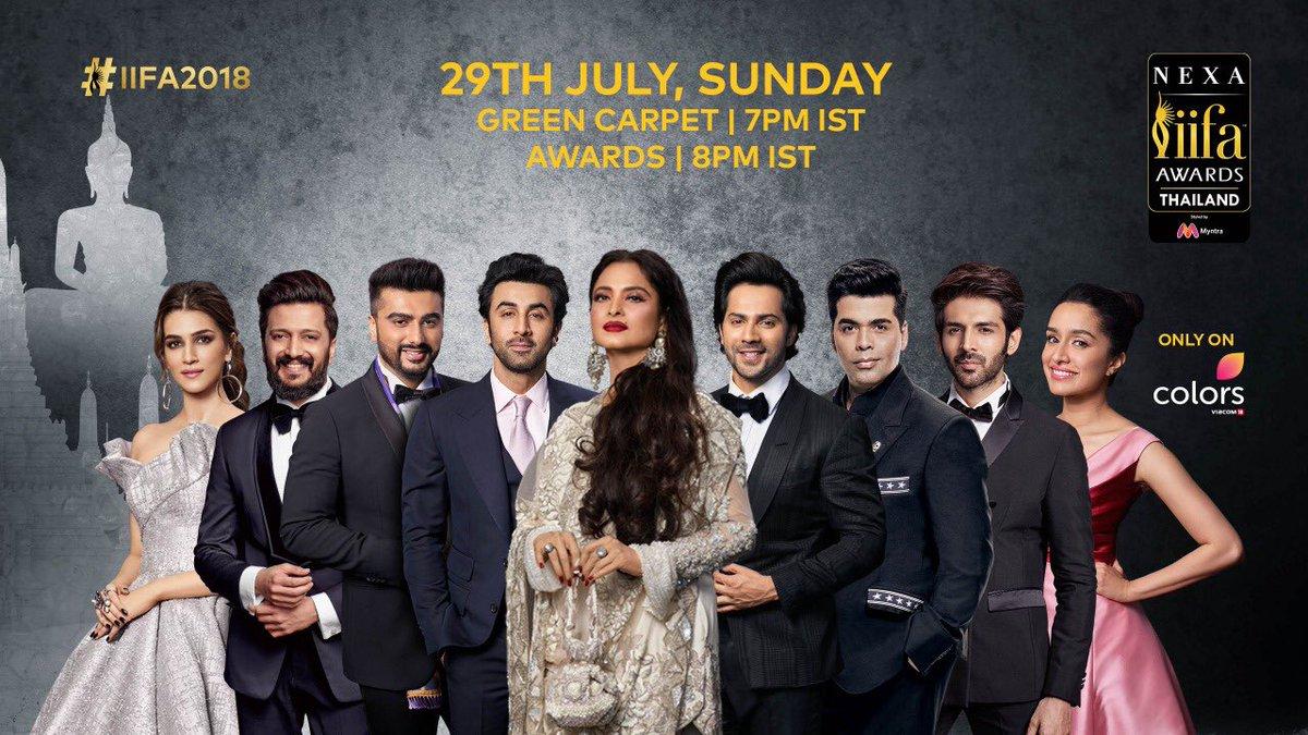IIFA Awards 2018