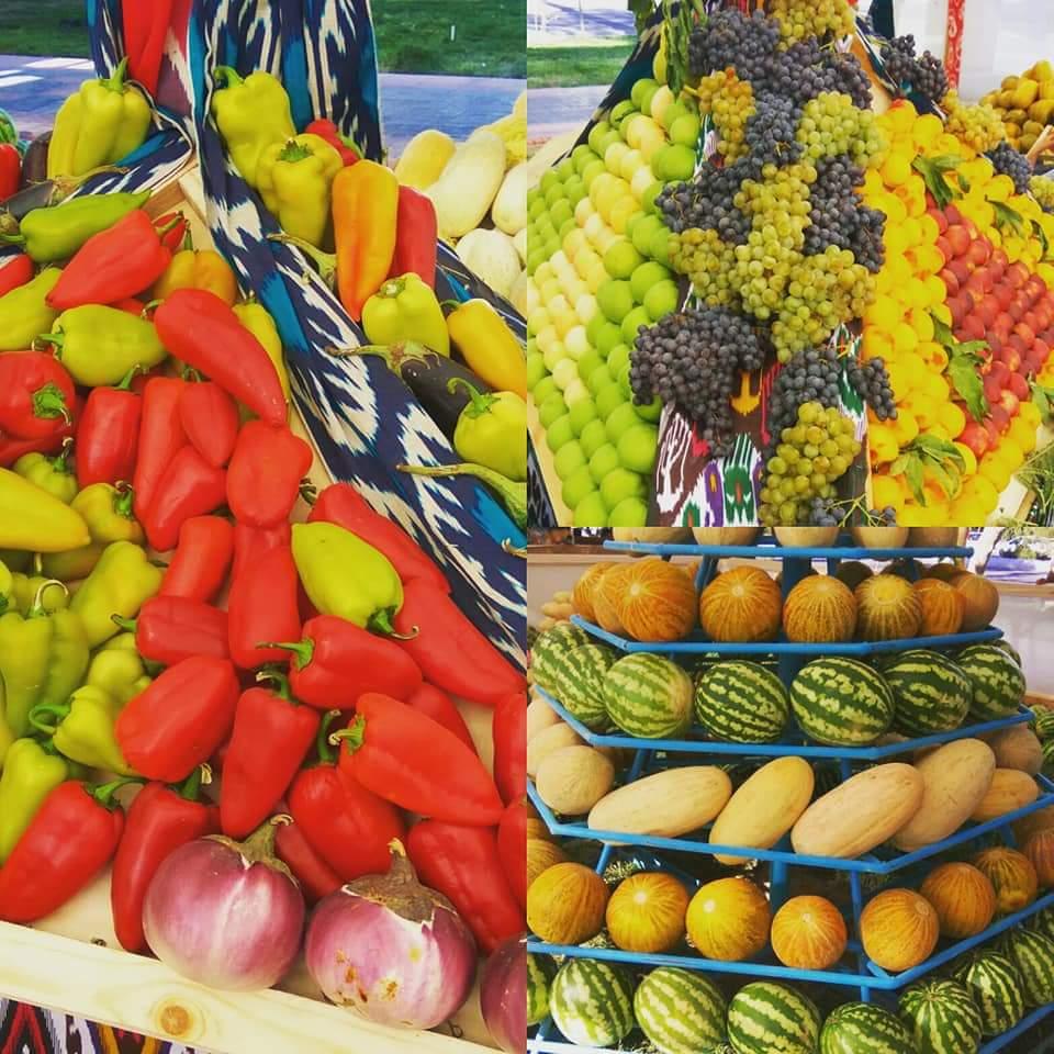 побоюсь фрукты узбекистана фото с названиями стоит